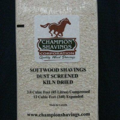 Champion Shavings British Columbia North Bag 12.0