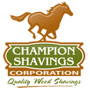 Champion Shavings Logo