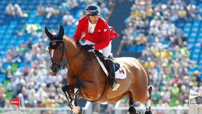 Congrats to Eric Lamaze for Winning Bronze in Rio!