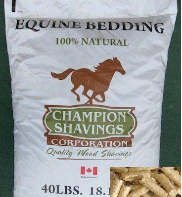 Quebec North: Equine Pellets 40 lbs Bag