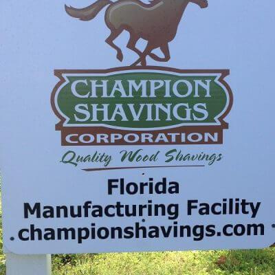Florida: Manufacturing Sign