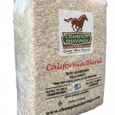 """British Columbia South: """"California Blend"""" 3.0 C.F Compressed Bag (Expanded 10.0 C.F)"""