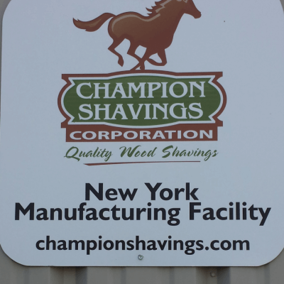 New York: Manufacturing Sign