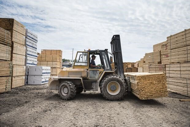 'We're running flat out': Why the wood pallet industry is on the edge